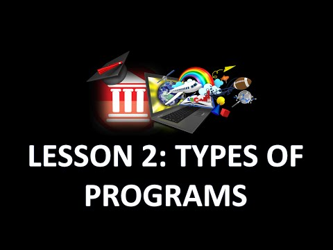 Delphi Programming Tutorial – Lesson 2: Types of Programs
