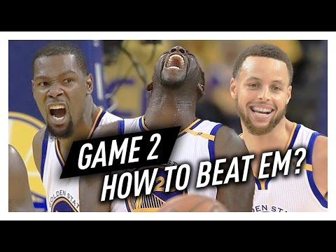 Stephen Curry Kevin Durant & Draymond Green Game 2 Highlights vs Jazz 2017 Playoffs WCSF – EPIC!