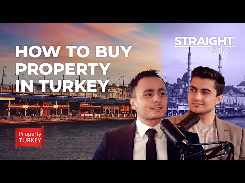 How to buy a property in Turkey?