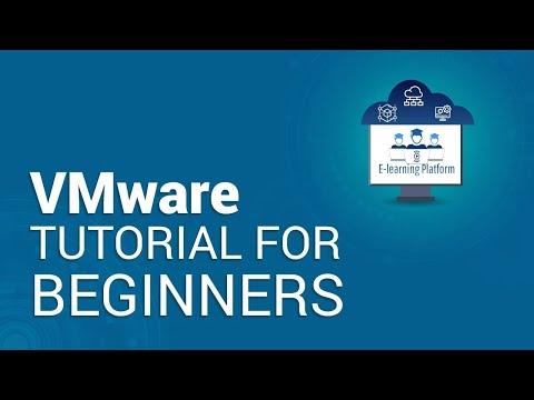 VMware Tutorial for Beginners | Introduction VMware vsphere and DCV | VMware Certification