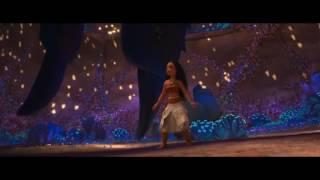 Moana-Moana And Maui Escape Tamatoa (HD)