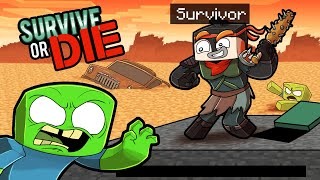 Survive or Die - APOCALYPSE WASTELAND! (Minecraft)