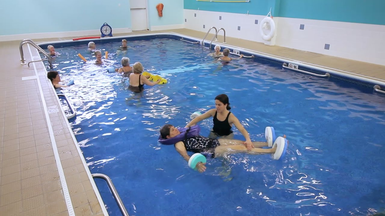 """""""Benefits of Aquatic Therapy"""" Delmarva Life Feature with Aquacare PT"""