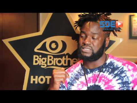 BBA's Melvin Alusa interview after eviction
