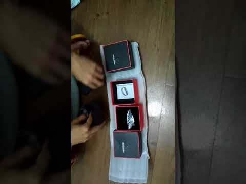 LYNWO M5 Pulseira Inteligente na Banggood