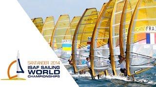 Santander ISAF Sailing World Championships - Day 8 LIVE