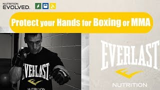 Do your Hands or Wrists Hurt? How to Protect your Hands for Boxing or MMA