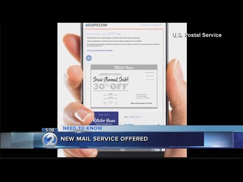 Preview what's in your mailbox with U.S. Postal Service's newest offering