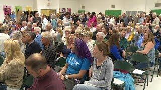 Smiler's Wharf hearing postponed due to overflow crowd