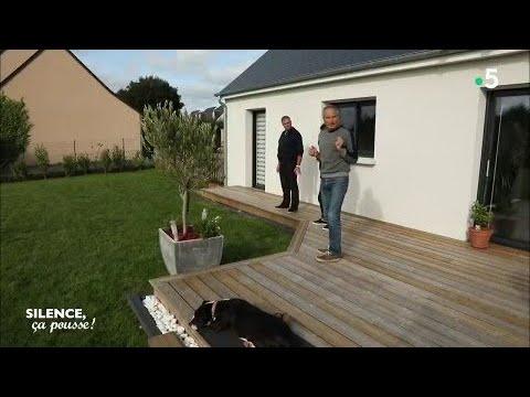 Pas de panique chez Alain et Sylvie : aménager une terrasse