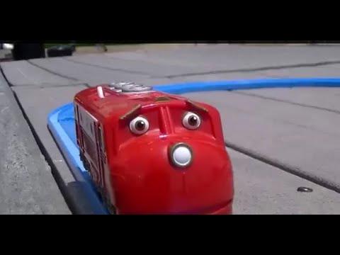 Download 【juguetes de trenes】  Thomas e Seus Amigos-Wilson y Thomas en Baltimore Inner Harbor 00208+es Mp4 HD Video and MP3