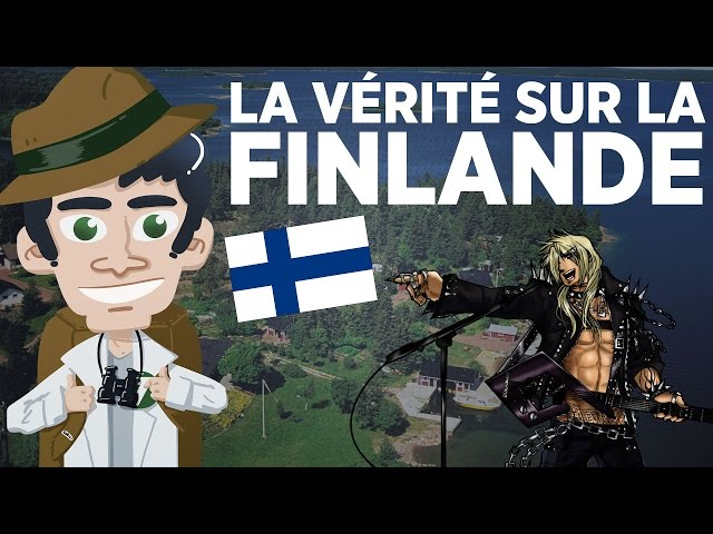 法语中Finlande的视频发音