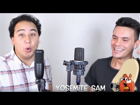 Ed Sheeran - South Of The Border feat. Camila Cabello & Cardi B (Impersonation Cover - One Take!)