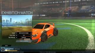 Kako Skinuti I Instalirati Rocket League + Multiplayer