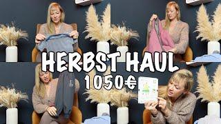 Herbst Haul 1050€ | Kleidung Baby&Kleinkind | Morgenkreis Spielsachen