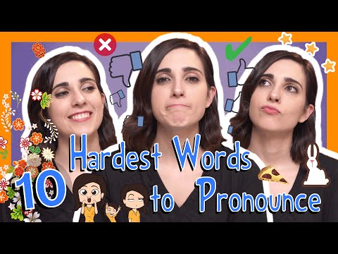 Learn the Top 10 Hardest Spanish Words to Pronounce