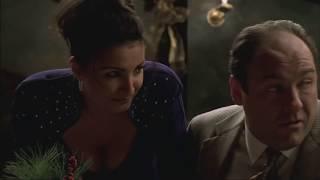 Charmaine Makes A Joke About FBI   The Sopranos HD
