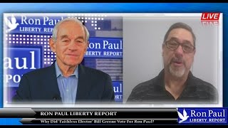 Why Did 'Faithless Elector' Bill Greene Vote For Ron Paul?