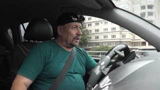 Поездка по Боковым проездам на Индустриальном проспекте. Первый проект для КОМИТЕТА ПО ТРАНСПОРТУ.