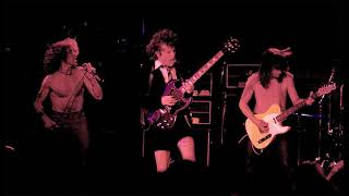 AC/DC Kicked In The Teeth Live 1977 Remastered [A tribute to Malcolm Young]