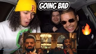 Meek Mill - Going Bad feat. Drake (Official Video) REACTION REVIEW