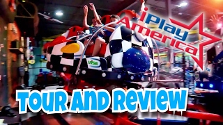 iPlay America Indoor Amusement Park: Tour & Review