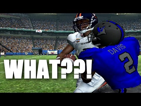 HE DID WHAT?! National Championship Game! NCAA football 06 ATU dynasty mode