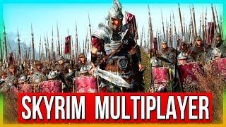 Skyrim Multiplayer Co-op BETA IS HERE!