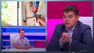 В студии – депутат горсовета от Украинской морской партии Сергея Кивалова Владимир Корниенко