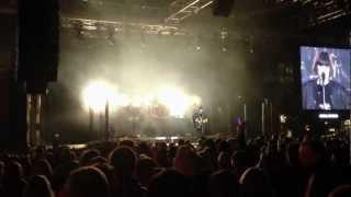 The Storm - I Don't Mind (Swan Lee cover) - Tivoli, Copenhagen April 13 2012
