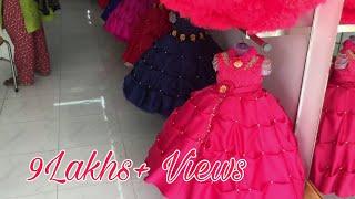 Birthday (grand Function) Dress For Girl Baby - Party Wear - Felcy Fashion In Porur