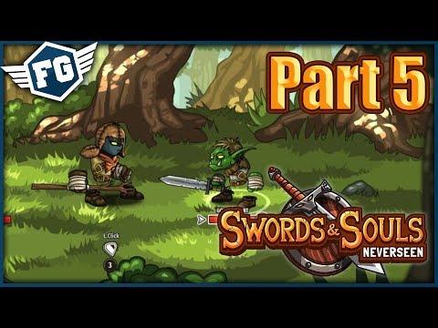 VELKÝ POKROK - Swords & Souls #5