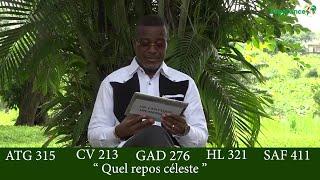 UN CANTIQUE, UN MESSAGE DU JEUDI 05 AOUT 2021 — GAD N°276