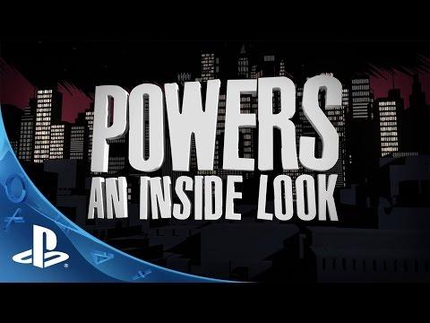 Powers Featurette 'Inside Look'