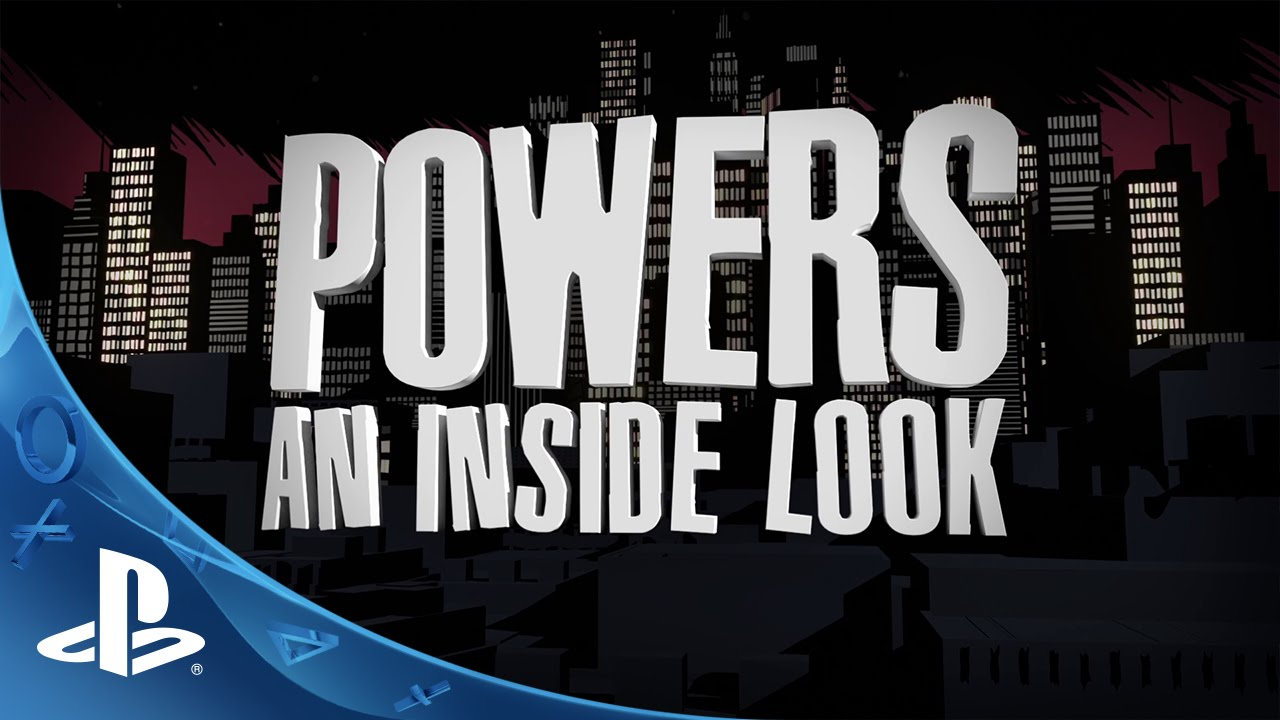 First Look: The World of Powers