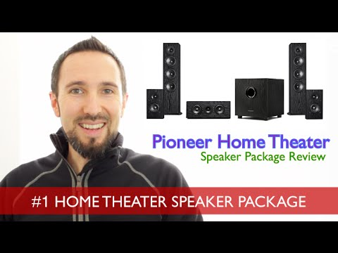 Pioneer SP-PK52FS Review – Best 5.1 Home Theater Speakers Under $600?