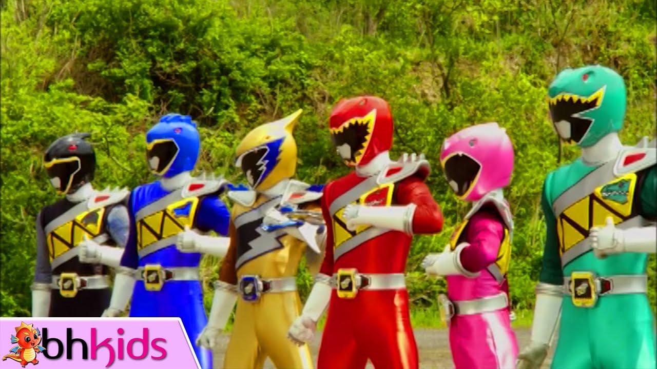 Siêu Nhân Chiến Đội Thú Điện - Zyuden Sentai Kyoryuger, Tập 18: Kiệt Sức