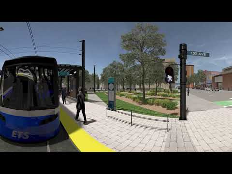 Experience The Future Alex Decoteau LRT Stop Mp3