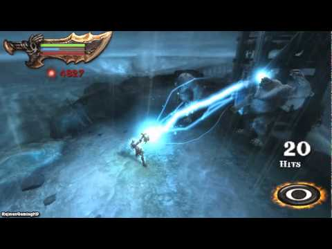 God of war ghost of sparta mini game