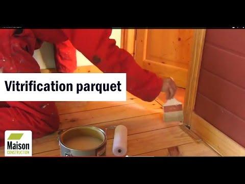 Vitrification parquet