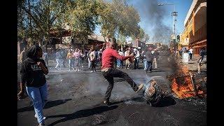 Kenyans hit in S.Africa attacks - VIDEO