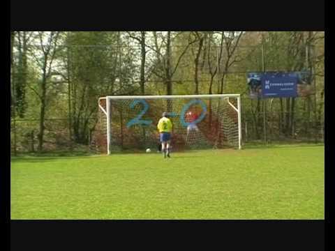 Verslag Estria 2 - FC Uden 2 te Escharen