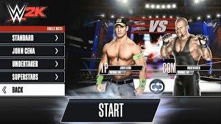 WWE 2K: John Cena VS Undertaker Part 13