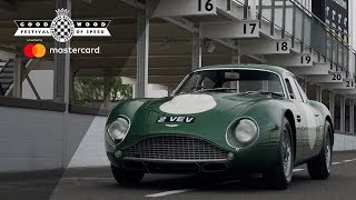 Aston Martin DB4GT Zagato For Sale at Goodwood FOS 2018