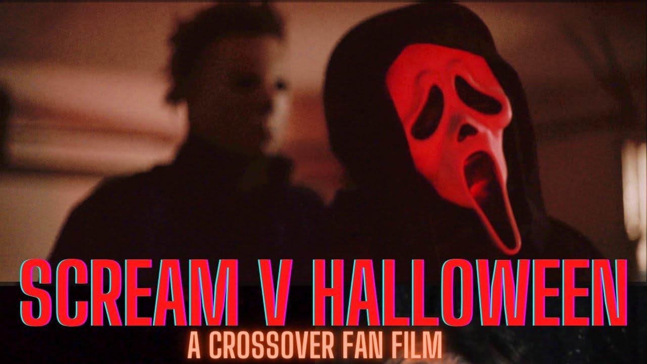 Scream V Halloween