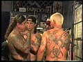 Biohazard - Guys Hanging Outside A Tattoo Shop On Sunset Blvd