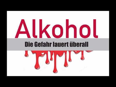 Die Präsentation die Prophylaxe der alkoholischen Abhängigkeit