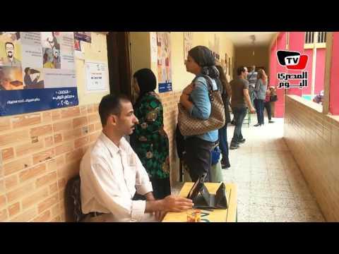 إقبال ضعيف على التصويت في بداية اليوم الثانى من الانتخابات البرلمانية