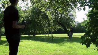 Action Scene: Gun Fight at Cherries' Time [HD]