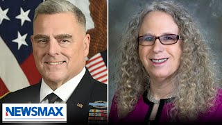 Gen. Milley and Dr. Levine played football together | Greg Kelly Reports